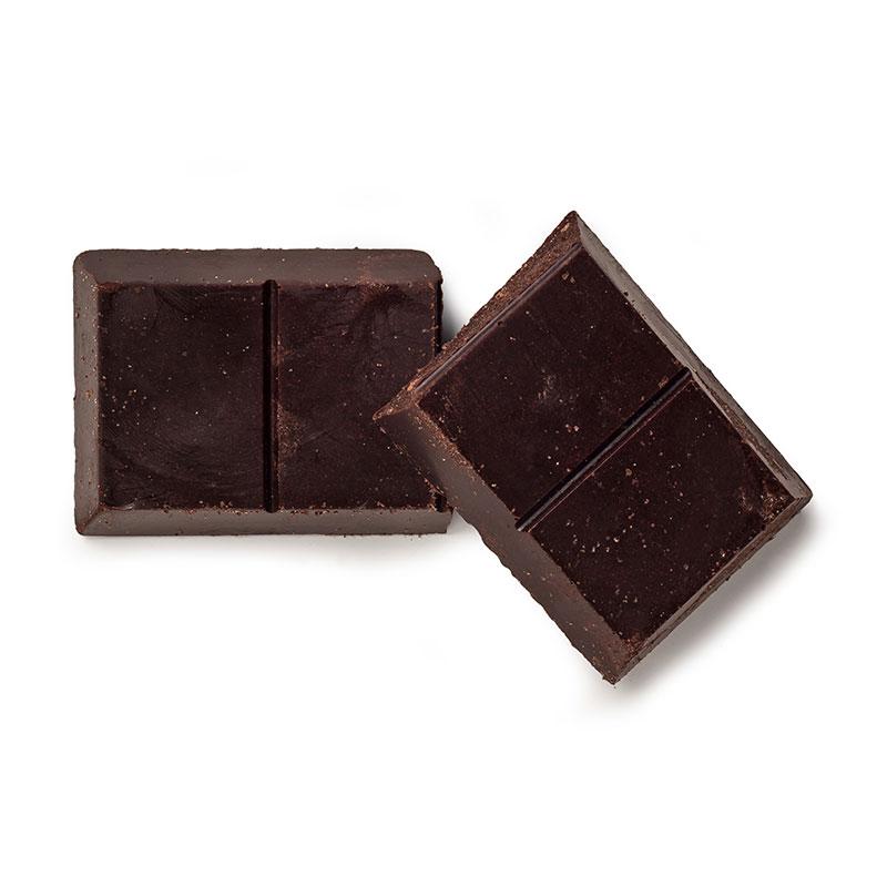 Bonajuto chocolate bar of Modica with fructose BTFRU18 Antica dolceria Bonajuto