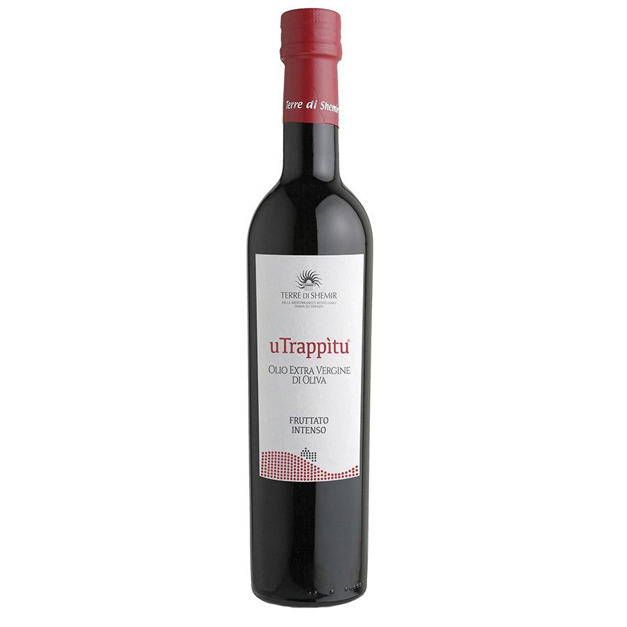 "Land of Shemir Extra virgin olive oil ""U trappitu"" intense TSO02 Terre di Shemir"