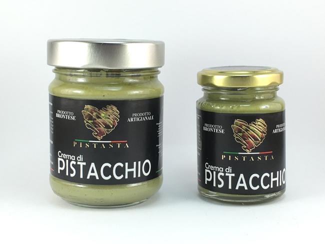 Pistachio Pistachio cream PST01 Made in Sicily