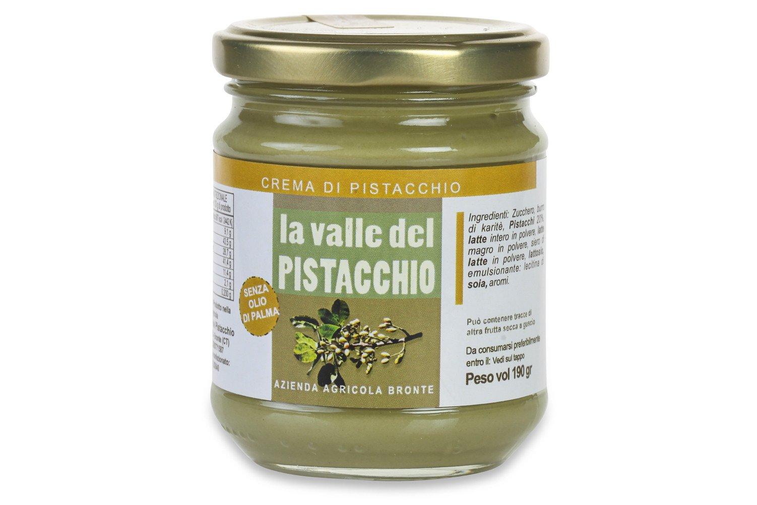 La valle del pistacchio pistachio cream VLL02 La valle del pistachio