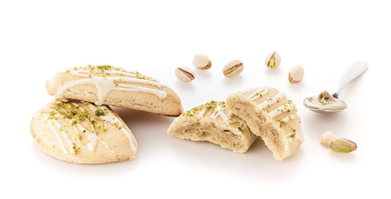 Cassatella Siciliana  Di Agira Pistachio cream BDCPC20 La bottega delle cassatelle