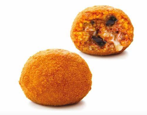 Sicilian Arancini norma PSTA04