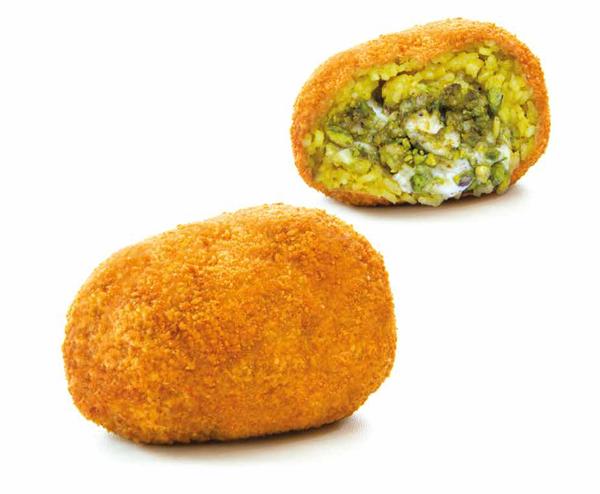Sicilian Arancini with Pistachio PSTA07