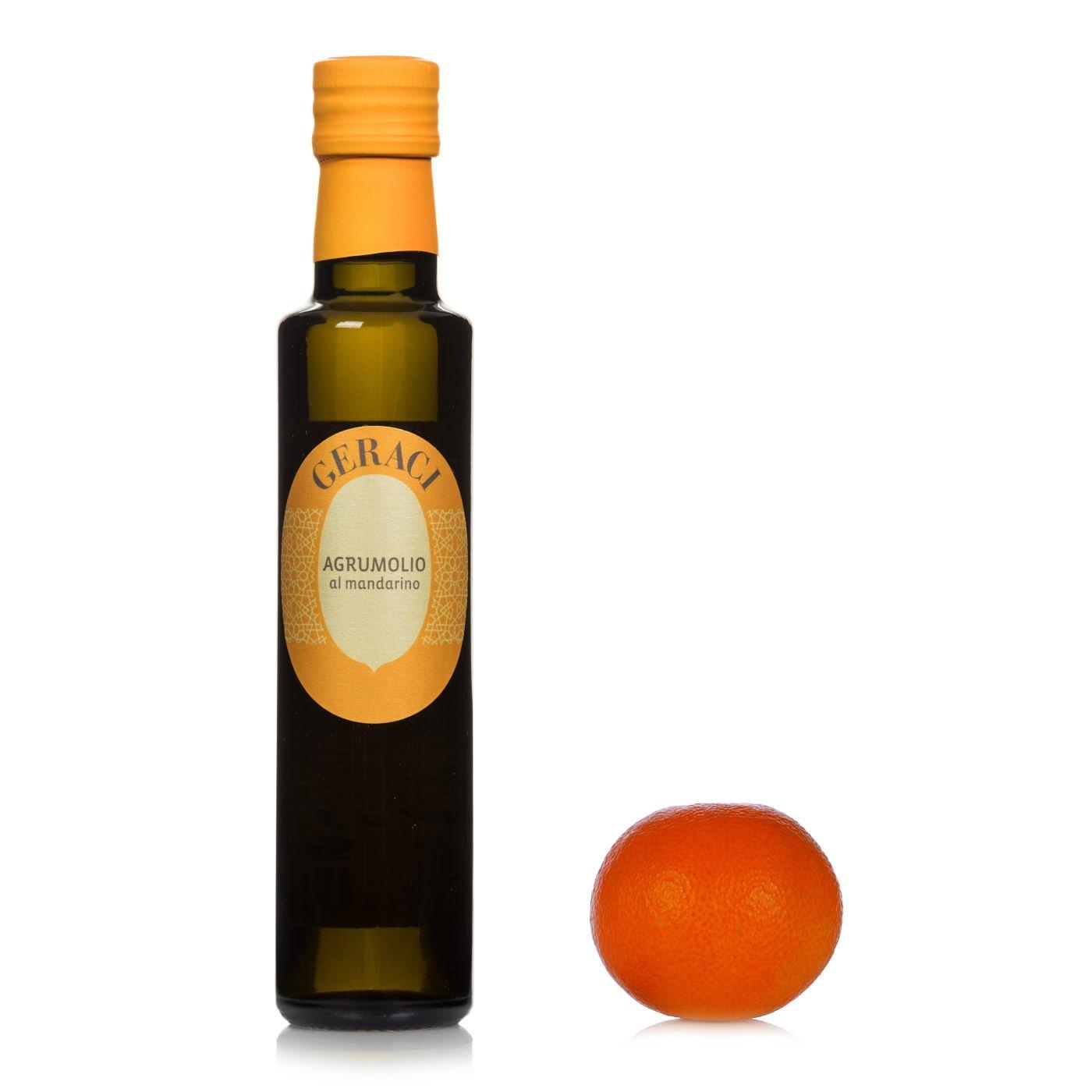 Azienda agricola Geraci AGRUMOLIO  tangerine 250 ml AGOL03 Geraci