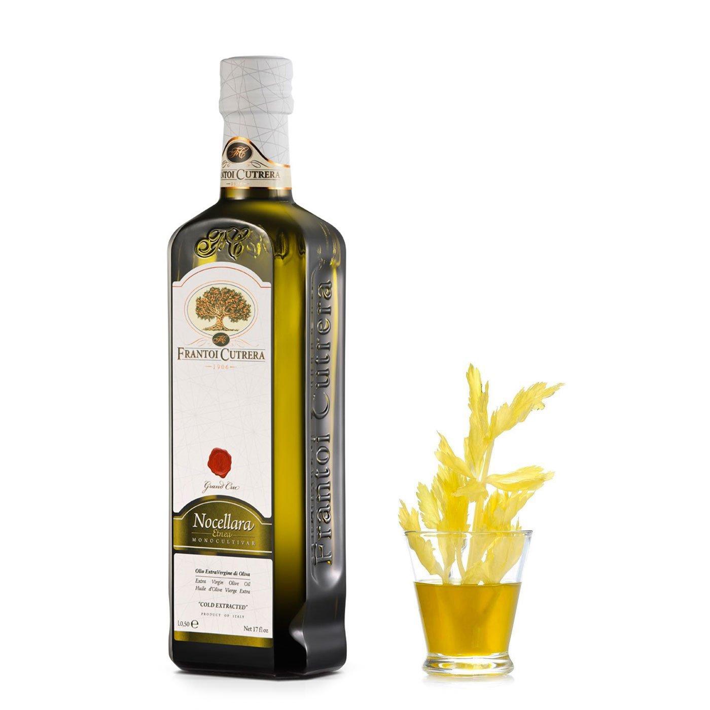 Frantoi Cutrera Ovile oil Gran Cru Nocellara Etnea 0,5l COL01 Frantoi Cutrera