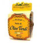 Sicilian Factory Gourmet Green olives paté SFG08 Sicilian factory gourmet