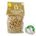 Pastificio Lenato Pasta integrale grano duro siciliano Spaghetti 500 g PLP07 Pastificio Lenato