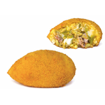 Sicilian Arancini with Broccoli and Sausage PSTA06
