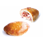 Sicilian cartocciata with ham and cheese PSTA09