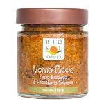 BioSolNatura Nonno Ciccio fennel pesto 190 gr BSNTM10 Bio Sol Natura
