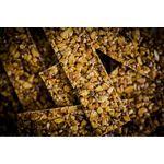 Aruci Sicilian torrone Granelloso with almonds, hazelnuts and pistachio ARCAR07 Aruci