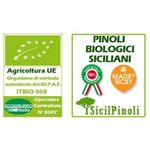 Sicilpinoli Pinenuts 100% Italian without preservatives from Sicily PDM19